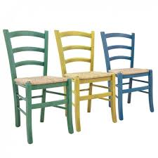 sedie per cucina in legno gallery of modelli di sedie colorate cura dei mobili variet d