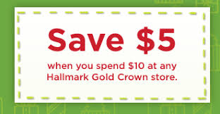 5 10 hallmark coupon on keepsake ornaments