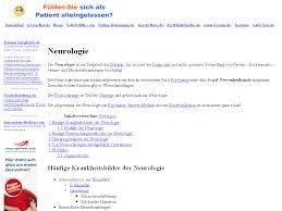 Hno Arzt Bad Salzungen Neurologie Zentral Nerv ärzte Beratung Selbsthilfe Therapie