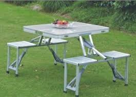 portable folding picnic table buy portable folding picnic table online best prices in india