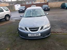 saab 9 3 1 9 ttid vector sport spare or repair in crawley west