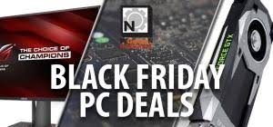 black friday gaming pc deals cyber monday pc deals 525gb ssd for just 80 and logitech gaming