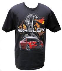 shelby mustang merchandise shelby mustang t shirt in black the mustang trailer