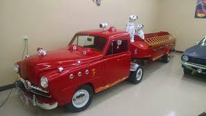 1951 Crosley Fire Engine Used Truck Details