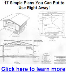 garage floor plans free garage plans useful building tips