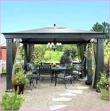 Gazebo For Patio Backyard Canopy Gazebo Gardening Design