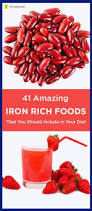 top 10 iron rich foods iron foods iron rich foods and food