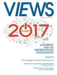 views february 2017 by registry of interpreters for the deaf issuu