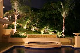 create dramatic outdoor landscape led lighting kits lighting