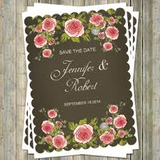 Rustic Save The Date Cards Save The Date Part 2
