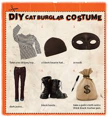 Halloween Burglar Costume Diy Cat Burglar Costume Sue Ryder
