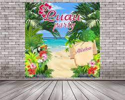 hawaiian decor for home interior design top decoration for hawaiian theme party decor