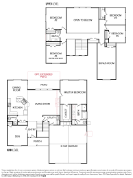 cbh homes sawtooth 2740 floor plan