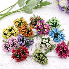 100 artificial flower decoration for home floral