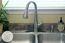 review kitchen faucets pfister selia kitchen faucet review the zone