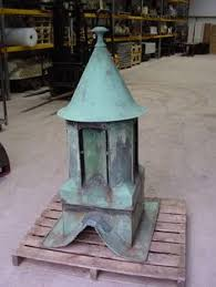 Copper Roof Cupola Cupola With Copper Roof Architectural Details That Delight