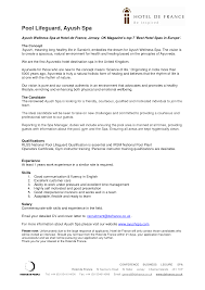 Cv Cover Letter Template Uk by Lifeguard Cover Letter 5 Lifeguard Resume Resign Template Essay
