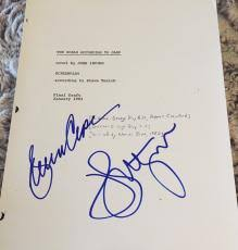 autographed john lithgow memorabilia signed photos other items
