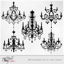 Baroque Chandelier Chandelier Clipart Baroque Ornamental Decorative Eps Png And