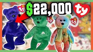 rare beanie babies worth money 90 u0027s childhood toys worth a