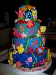 spongebob birthday cakes kids spongebob birthday cake birthday trends