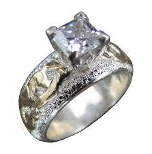 western wedding rings wedding rings country western wedding rings cz western wedding