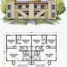 archetectural designs architectural designs unit apartment building plans loft modern