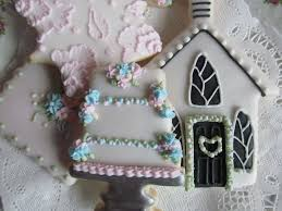 wedding cookies for favors and bridal showers nicole lee confections