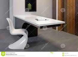 beautiful and modern office interior design royalty free stock