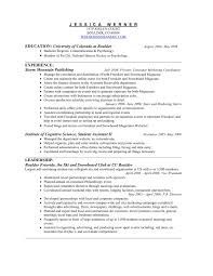 Activities To Put On Resume Mesmerizing Interests Activities Resume Examples With Additional