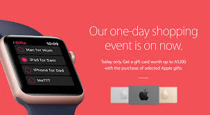 ipad air 2 thanksgiving deals apple u0027s black friday deal goes live in australia and new zealand