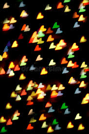shaped lights stock image image of color abstract 10199329