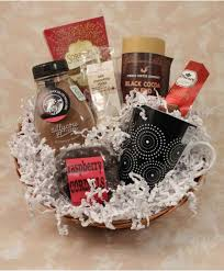 hot chocolate gift chocolate gift basket
