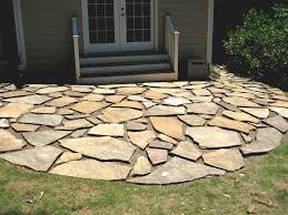 Patio Flagstone Prices 39 Best Flagstone Patio Designs Pictures Designing Idea