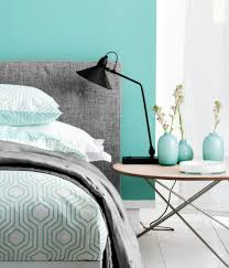 chambre gris vert 1001 conseils et idées pour une déco couleur vert d eau