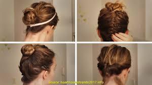 Hochsteckfrisurenen Zum Selber Machen Schulterlange Haare by 100 Hochsteckfrisuren Selber Machen Schulterlanges Haar