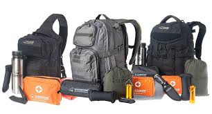 Most Rugged Backpack Yukon U0027s Backpack Survival Kits That Feature Knives Lanterns And