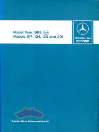 mercedes 124 shop service manuals at books4cars com