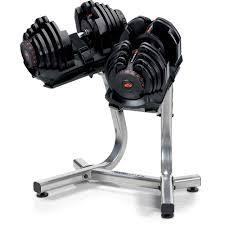bowflex selectech 552 u0026 1090 dumbbell stand walmart com
