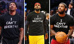 I Cant Breathe Meme - idiot high school basketball kids in trouble for wearing i can t