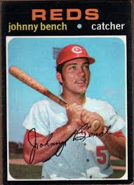 Johnny Bench Wife Heartbreaking Cards Of Staggering Genius August 2013
