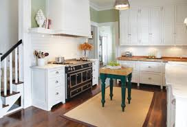 kitchen small square kitchen design with island cabin home