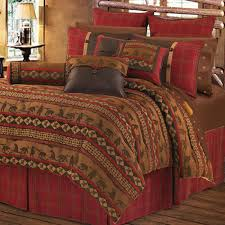 Rustic Comforter Sets Cabin Decor Rustic Area Rugs Cabin Accessories Rustic Bedding