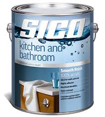 Kitchen And Bathroom Kitchen And Bathroom Interior Paint Products Sico