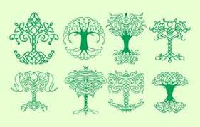 celtic tree free vector 5485 free downloads