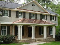 colonial front porch designs shining front porch designs for colonial homes 100 brick house