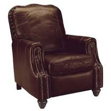 leather recliner cowhide recliner western recliner rustic