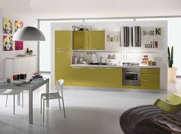appealing minimalist kitchen design for small space with small