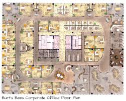 Open Office Floor Plan Layout by Designs Drawings By Allison Carroll At Coroflot Com