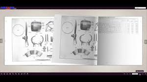 part list technical manual italian fighter aircraft fiat g50 bis